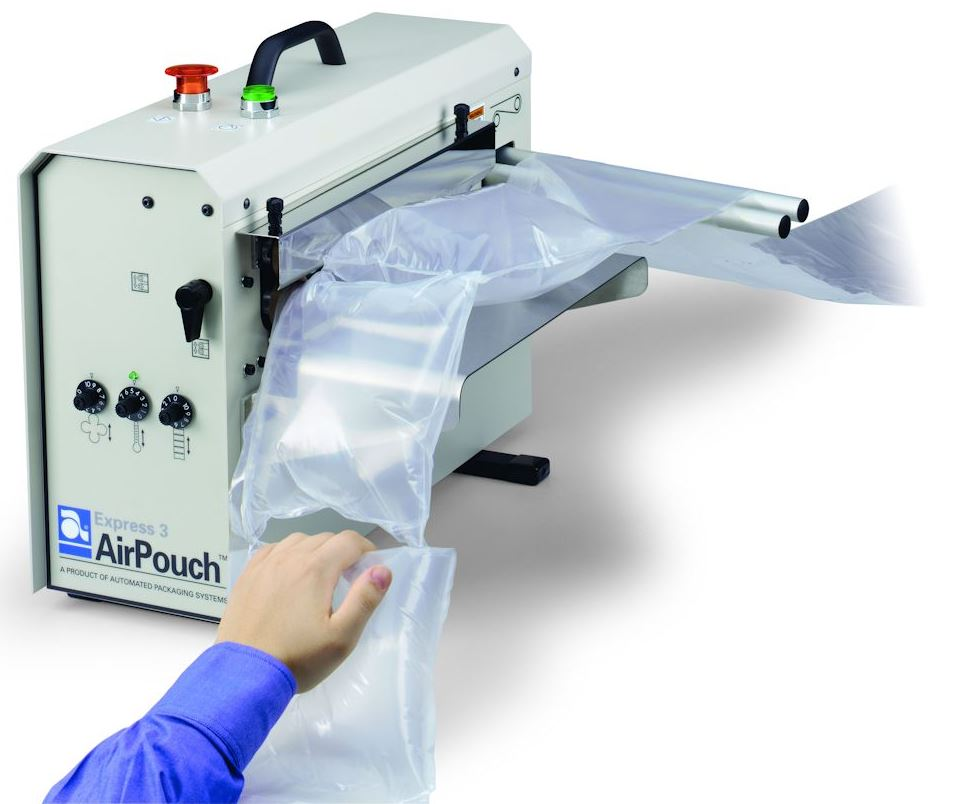 La máquina AirPouch Express 3
